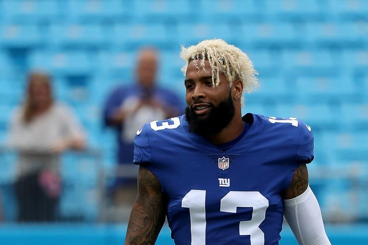 John Mara: Odell Beckham Jr. needs to play more, talk less
