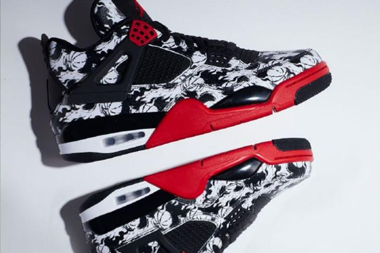 Air Jordan 4 Tattoo To Release In Celebration Of Singles Day