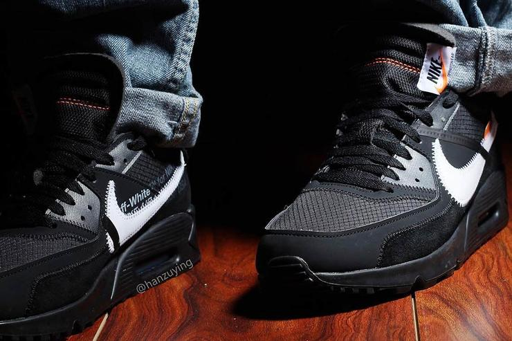 Nike Air Max 90 x Off branco Releasing This This This Holiday Season a6aad8