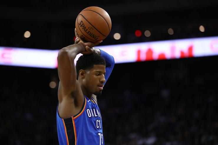 L.A. 'is where I wanted to go — Paul George