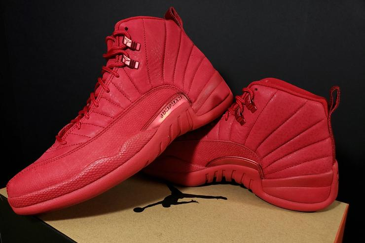 "fc0e89d3c770 Air Jordan 12 ""Chicago Bulls"" To Release In November  New Images"