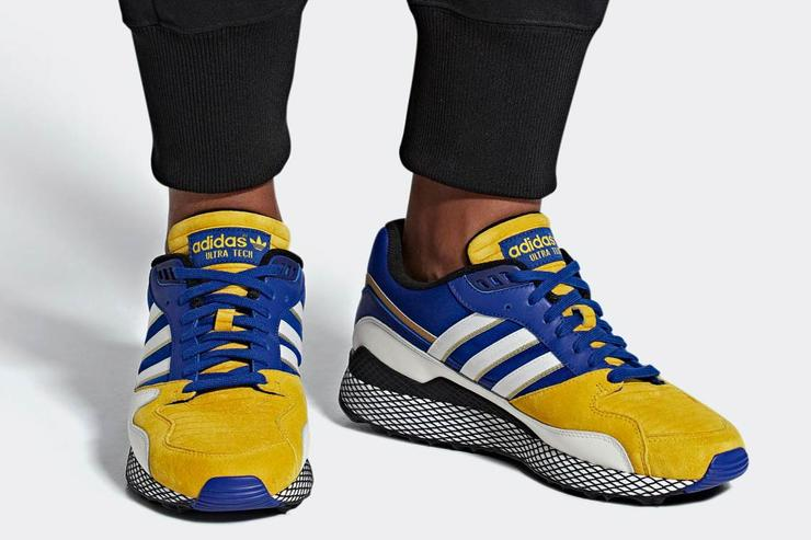 "Dragon Ball Z x Adidas Ultra Tech ""Vegeta"" Coming Soon  New Images 7ae55800a"