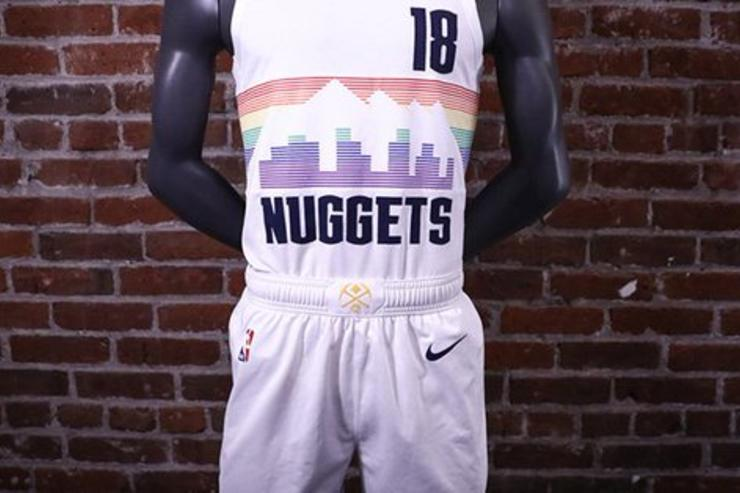 Your First Look At The Detroit Pistons 'Motor City' Uniforms