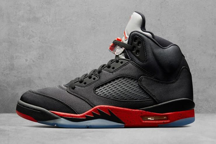 "Air Jordan 5 ""Black Satin"" Makes Retail Debut This Weekend 05c8639ad"