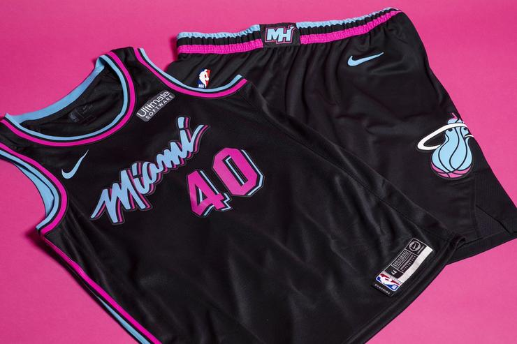 Heat Vice uniforms