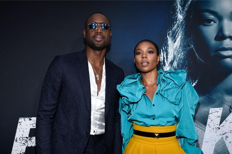Dwyane Wade and Gabrielle Union Welcome Baby Girl After Secret Surrogacy