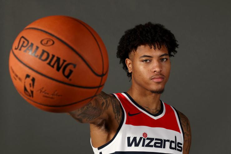 408b4edceddb68 Wizards  Kelly Oubre Signs Unique Multi-Year Deal With Converse