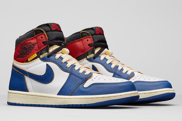 6703dd88d3bc30 Union x Air Jordan 1 Collab Releasing In Two Colorways This Weekend