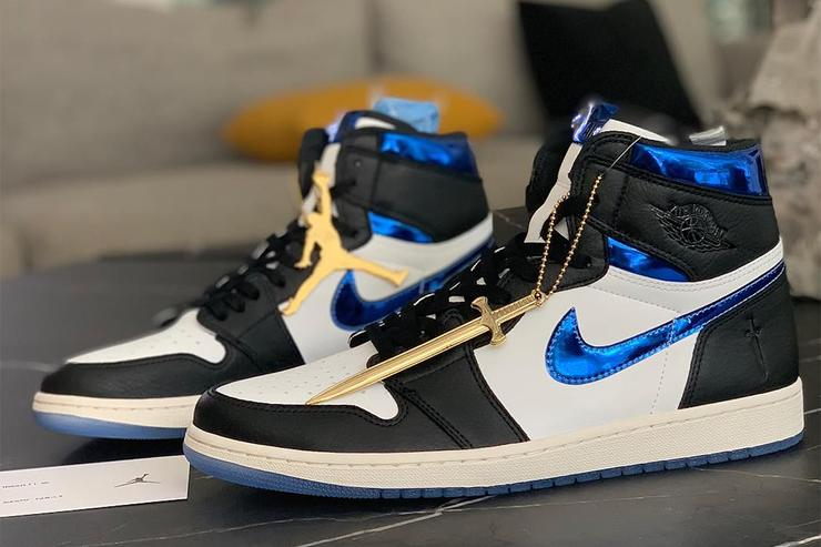 Jordan Brand Collabs With Cancer Survivor For Exclusive Air Jordan 1 PE a5f0cf0ca59d