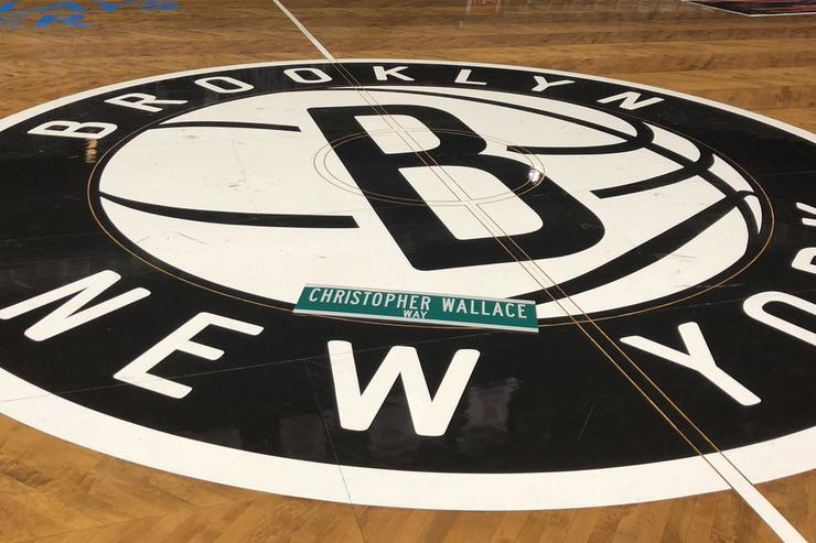 "Brooklyn Nets Debut Biggie-Inspired ""City Edition"" Home Court 1fd7a2b14"