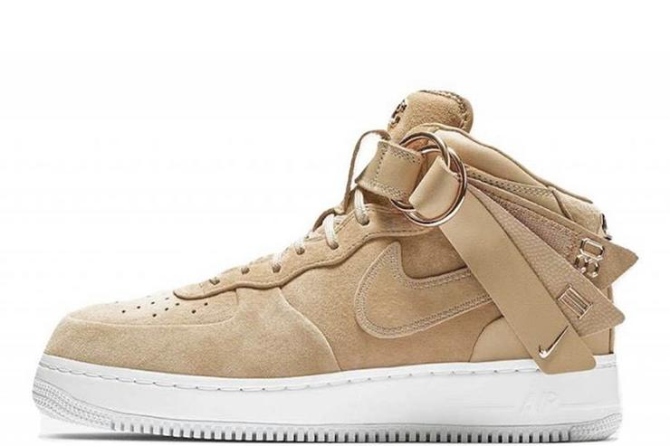 Victor Cruz x Nike Air Force 1 Mid Restock  Purchase Links edfb5ae235