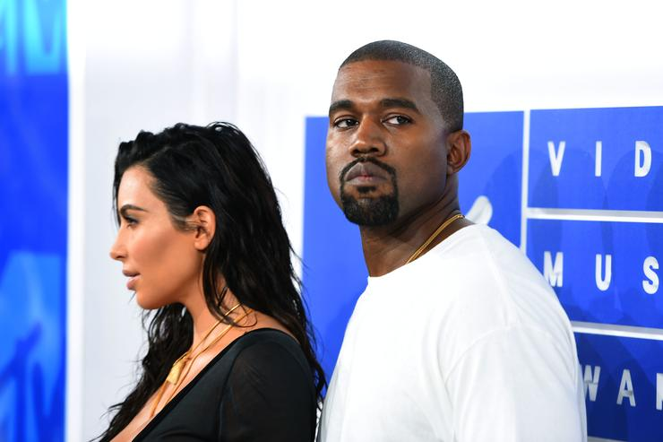 Kanye West is not a fan of Kim Kardashian's racy Instagram pics