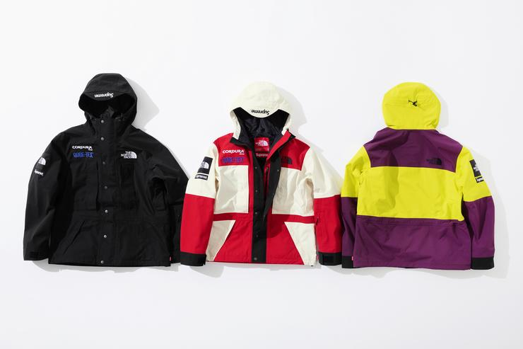 d7cf85272d Supreme x The North Face Team Up For New Collection  Release Details