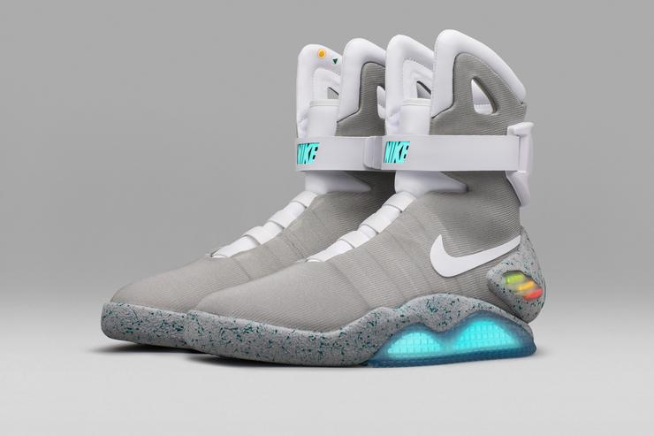 Nike Air Mag Prank  Grandpa Tries Exchanging The Rare Sneakers For Store  Credit 77eeb78089a6