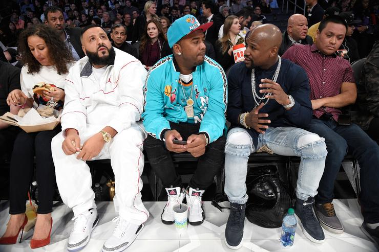 Floyd Mayweather & DJ Khaled Settle SEC Charges In Cryptocurrency Case