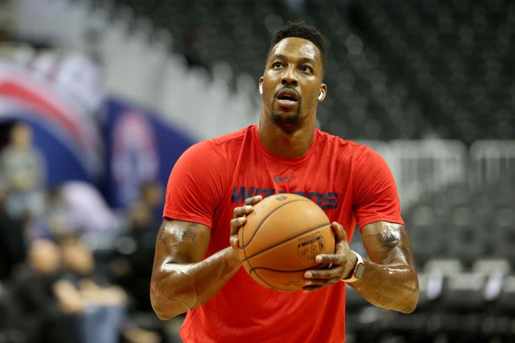 Dwight Howard Could Undergo Surgery For Gluteal Injury