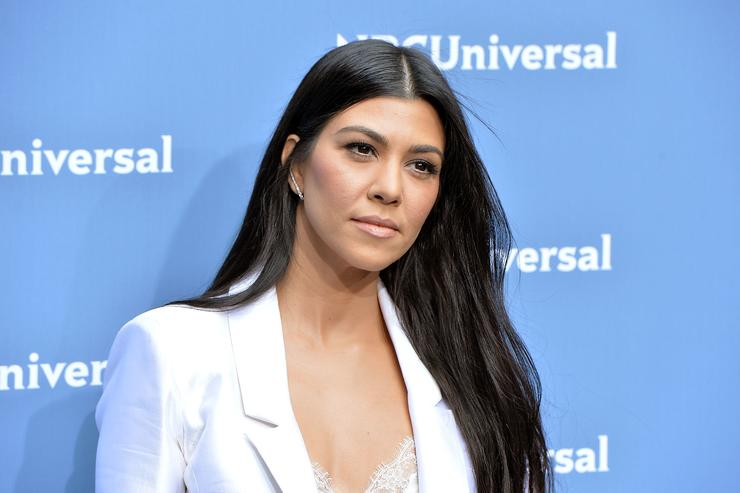 Kourtney Kardashian details why she cries herself to sleep 'every night'