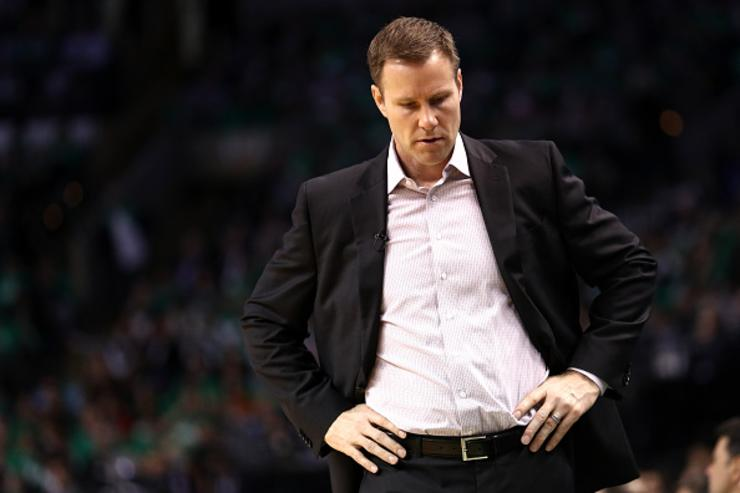 Bulls fire head coach Fred Hoiberg