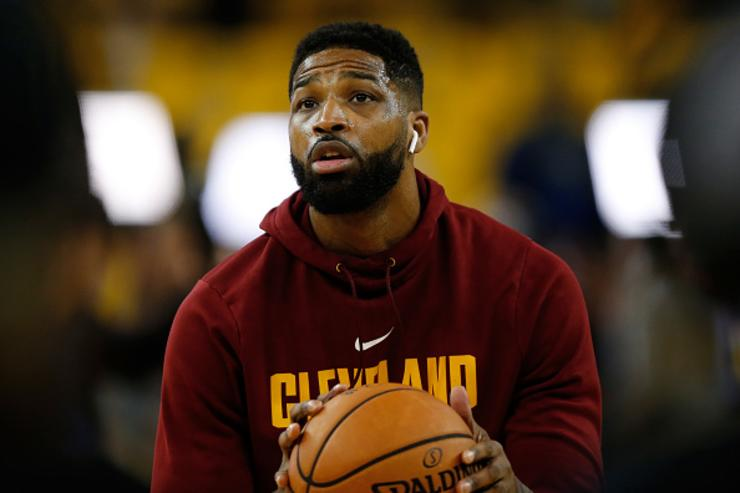Cavaliers' Tristan Thompson fined $15K for flipping off Nets fans