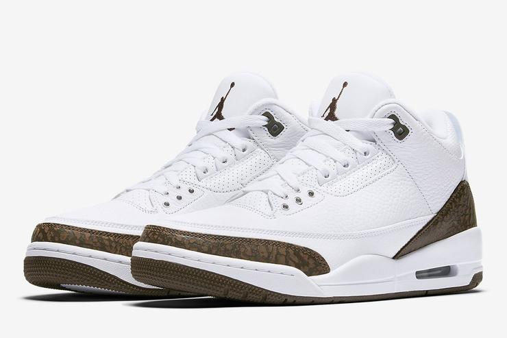 """Air Jordan 3 """"Mocha"""" Returning For First Time Since 2001  Official Images 4a3032161"""