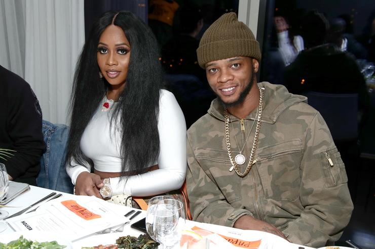 Remy Ma and Papoose Welcome Baby Girl