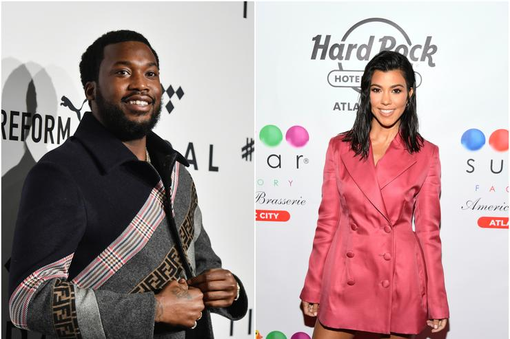 Meek Mill x Kourtney Kardashian